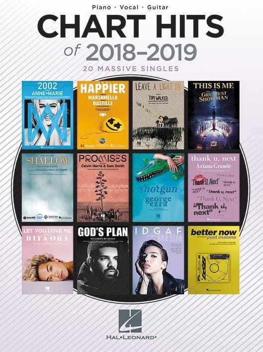Chart Hits Of 2018-2019 - Partition - laflutedepan.com
