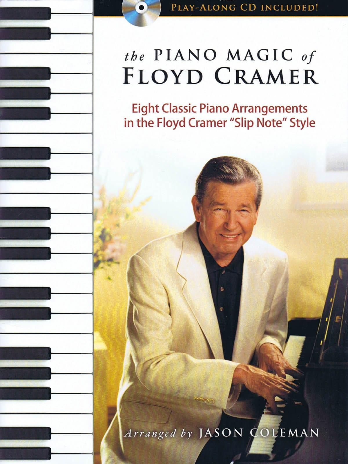 The Piano Magic of Floyd Cramer - Floyd Cramer - laflutedepan.com