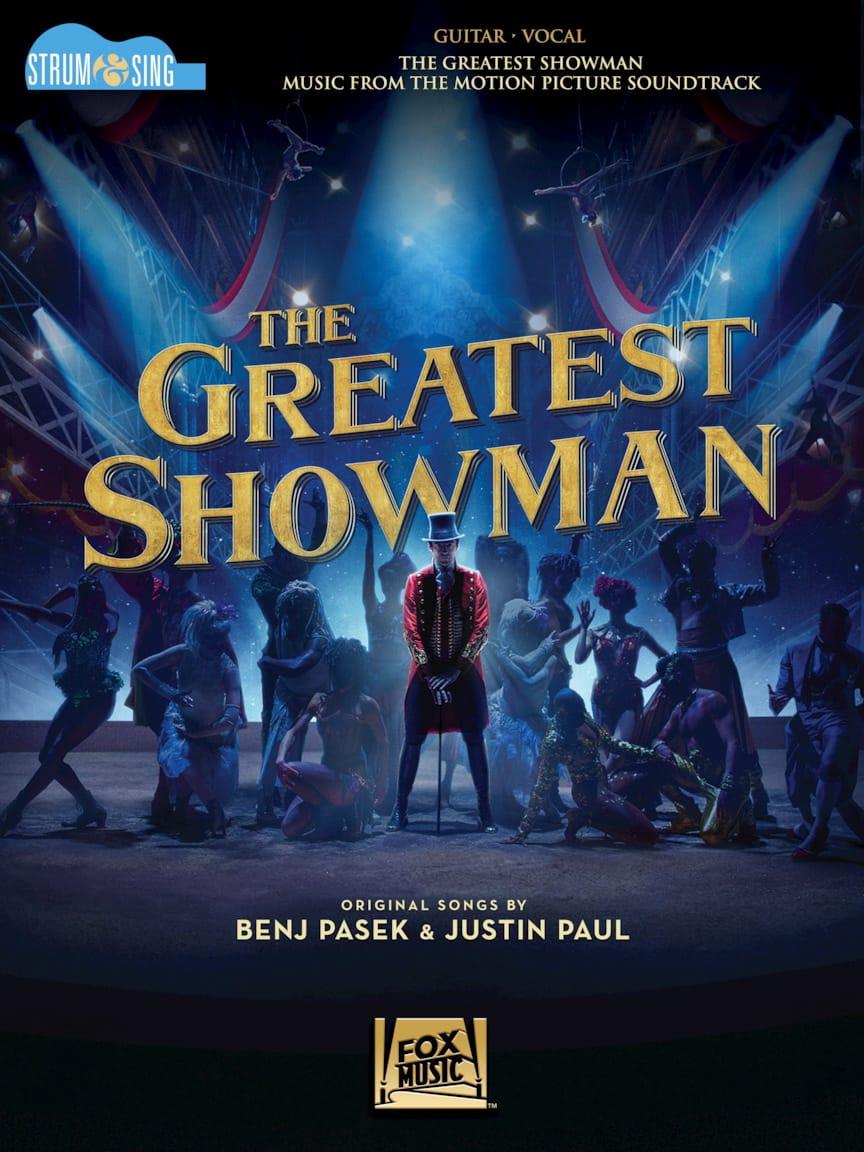 The Greatest Showman - Musique du Film - laflutedepan.com