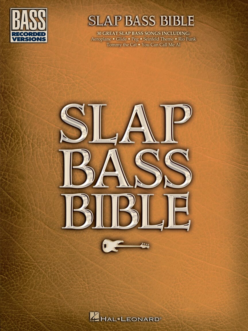 Slap Bass Bible - Partition - Contrebasse - laflutedepan.com