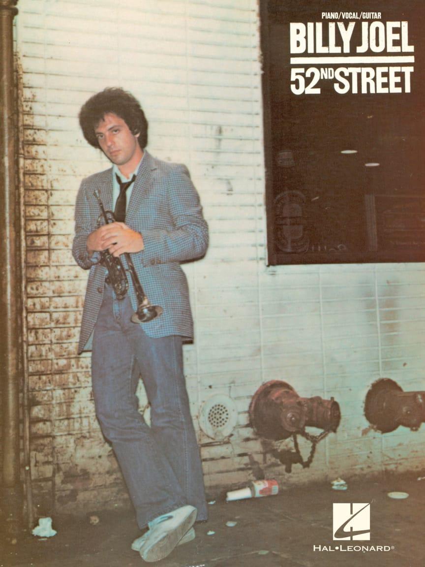 52nd Street - Billy Joel - Partition - Pop / Rock - laflutedepan.com