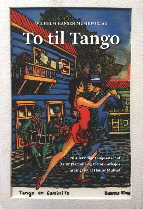 Astor Piazzolla - To Til Tango - Partition - di-arezzo.com