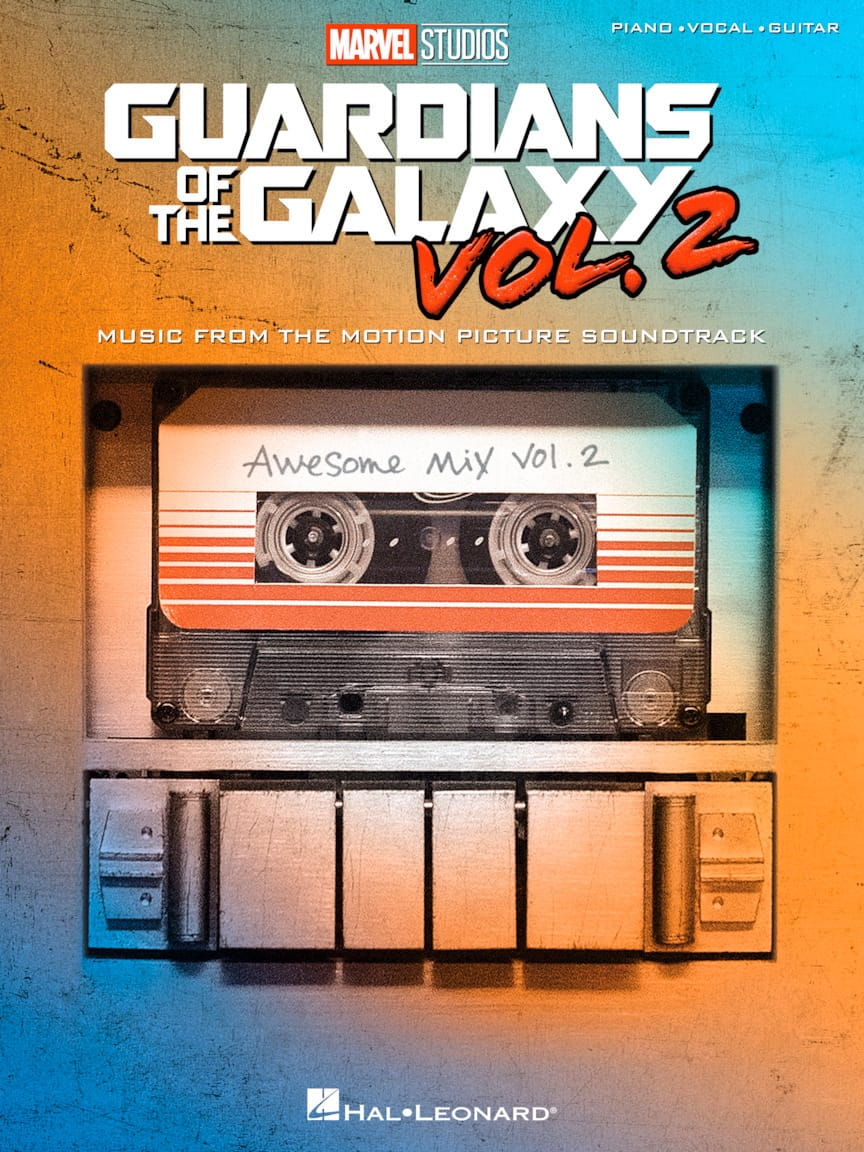 Marvel Studios - Guardians of the Galaxy Volume 2 - Movie Music - Partition - di-arezzo.co.uk