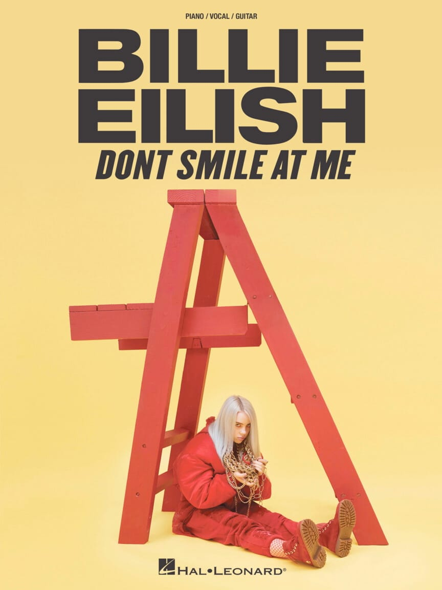 Billie Eilish - Don't Smile At Me - Partition - di-arezzo.fr