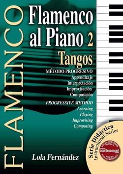 Flamenco Al Piano Volume 2 - Tangos - laflutedepan.com