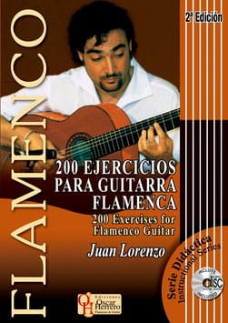 200 Ejercicios Para Guitarra Flamenca - laflutedepan.com