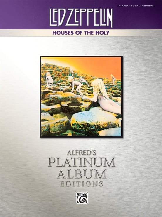 Led Zeppelin - Houses of the Holy - Album 5 - Partition - di-arezzo.co.uk