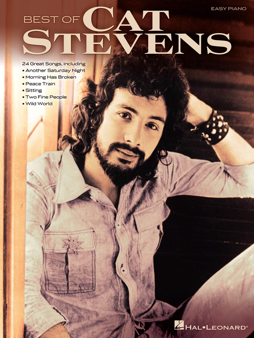 Cat Stevens - Best Of Cat Stevens - Easy Piano - Partition - di-arezzo.co.uk
