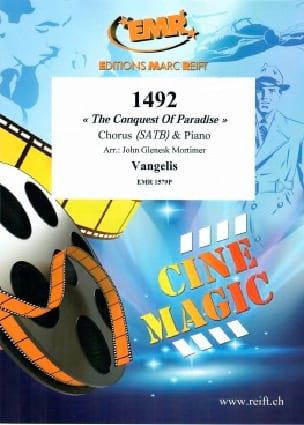 1492 The Conquest Of Paradise - Vangelis - laflutedepan.com