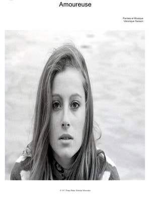 Amoureuse - Véronique Sanson - Partition - laflutedepan.com