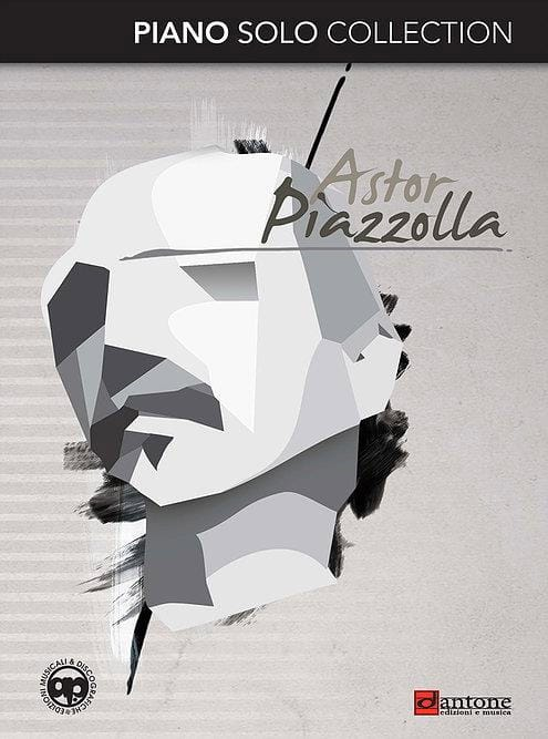 Astor Piazzolla - Piano Solo Collection - Partition - di-arezzo.co.uk
