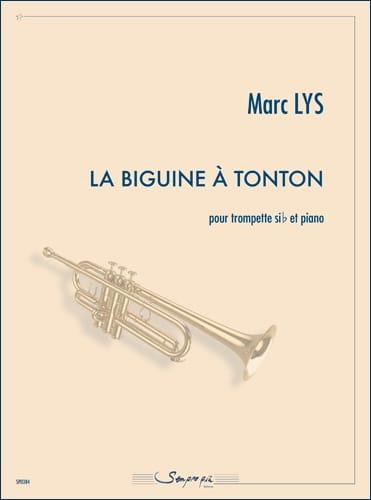 Marc Lys - The Biguine to Tonton - Partition - di-arezzo.co.uk