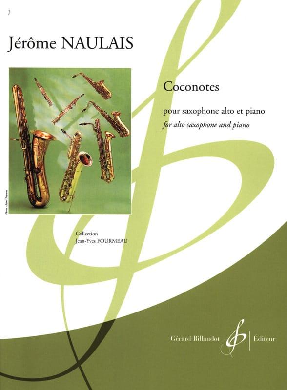 Jérôme Naulais - Coconotes - Partition - di-arezzo.co.uk