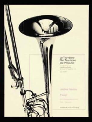 Pastel - Jérôme Naulais - Partition - Trombone - laflutedepan.com