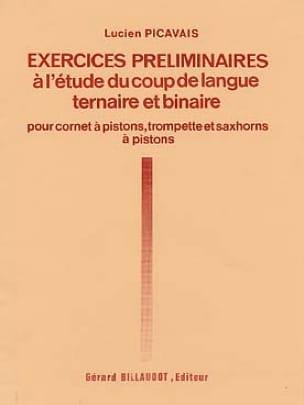Exercices Preliminaires A L'etude Du Coup De Langue - Ternaire Binaire - laflutedepan.com