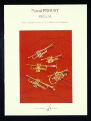 Pascal Proust - Peplum - Partition - di-arezzo.co.uk