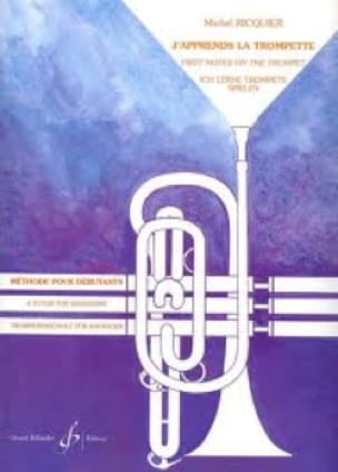 J'apprends La Trompette - Michel Ricquier - laflutedepan.com