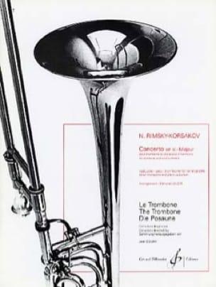 Nicolai Rimsky Korsakov - Major Bb Concerto - Partition - di-arezzo.com