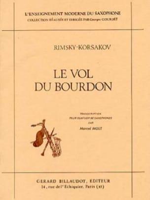 Nicolai Rimsky Korsakov - The Flight Of The Bumblebee - Partition - di-arezzo.com