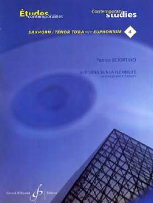 Patrice Sciortino - 24 Studies on Flexibility - Partition - di-arezzo.co.uk