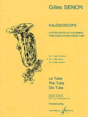 Gilles Senon - Kaleidoscope volume 2 - Partition - di-arezzo.co.uk