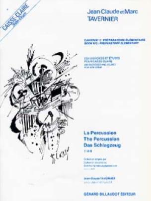 Jean-Claude Tavernier - 230 Exercices Et Etudes Volume 2 - Partition - di-arezzo.fr