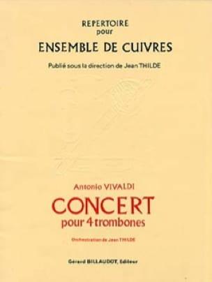 VIVALDI - Concert - Partition - di-arezzo.fr