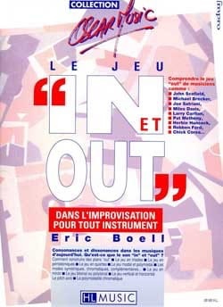 Eric Boell - In-Out Game in Improvisation - Partition - di-arezzo.co.uk