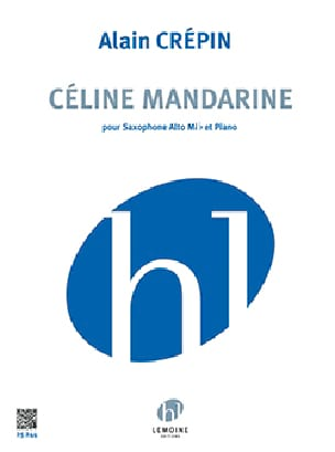 Alain Crepin - Celine Mandarin - Partition - di-arezzo.co.uk