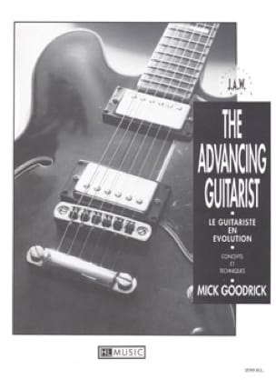 The Advancing Guitarist - Edition Française - laflutedepan.com