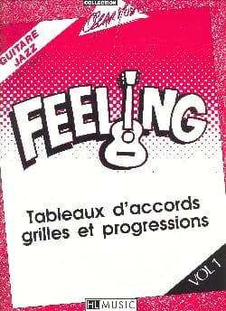 Feeling Volume 1 - Derek Sébastian - Partition - laflutedepan.com