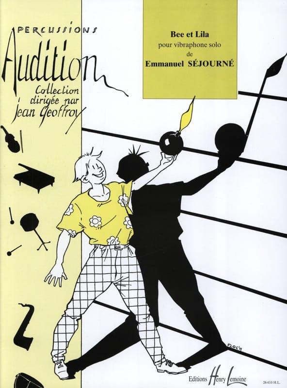 Emmanuel Séjourné - Bee and Lila - Partition - di-arezzo.com