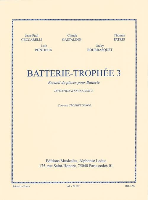 - Battery-Trophy 3 - Partition - di-arezzo.es