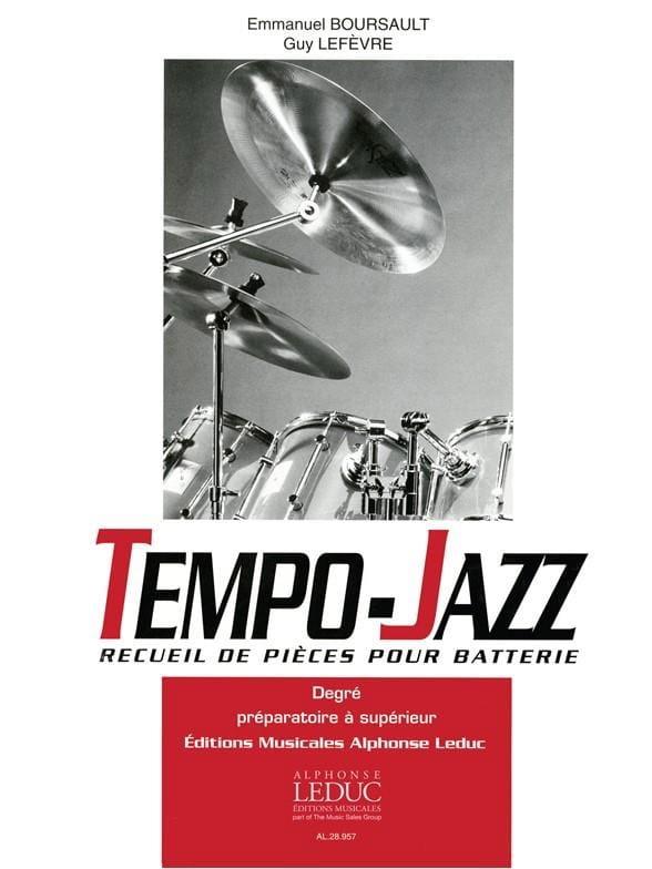 BOURSAULT - LEFEVRE - Tempo-Jazz - Partition - di-arezzo.com