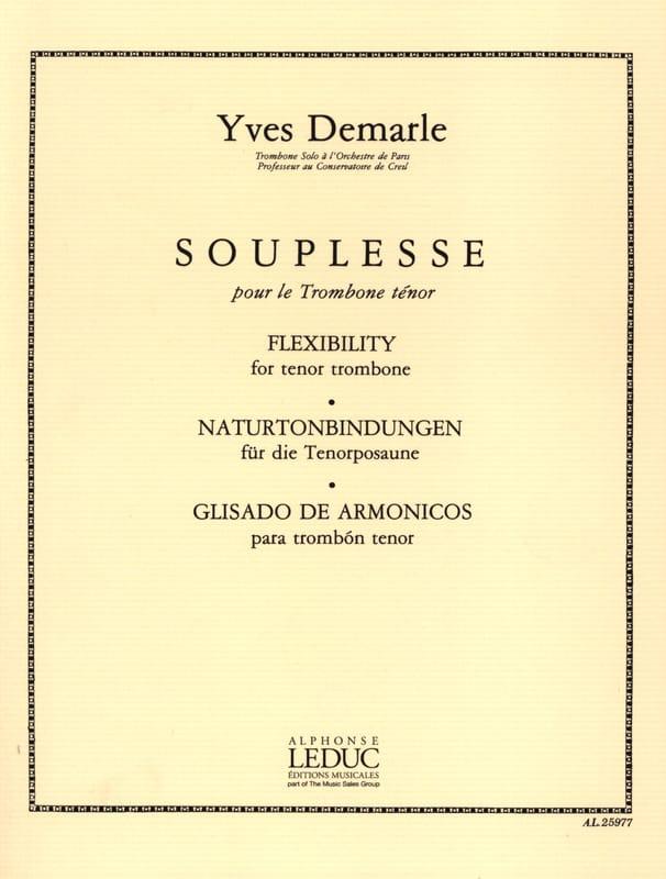 Yves Demarle - Flexibility - Partition - di-arezzo.com