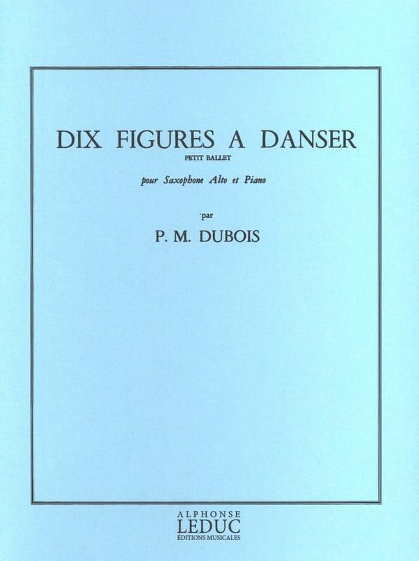 Pierre-Max Dubois - Ten Figures To Dance - Partition - di-arezzo.co.uk