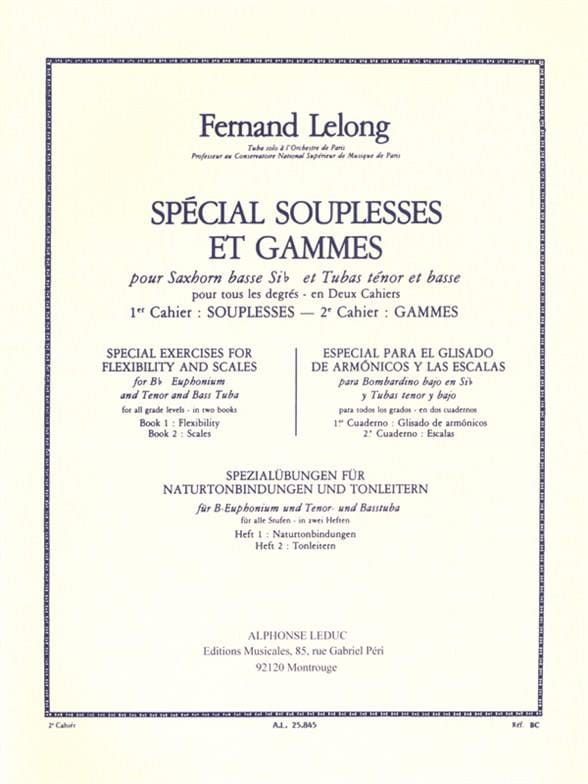 Lelong - Special Souplesses and Ranges Volume 2 - Ranges - Partition - di-arezzo.co.uk