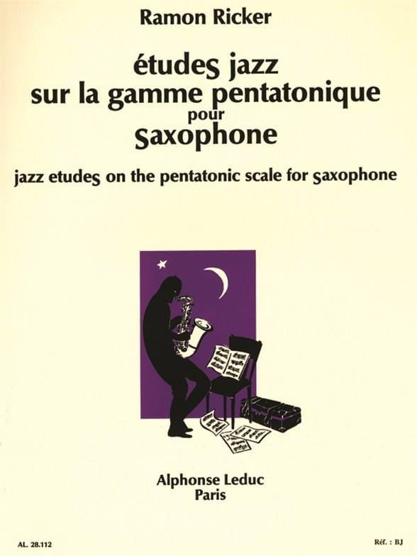 Etudes Jazz Sur la Gamme Pentatonique - laflutedepan.com