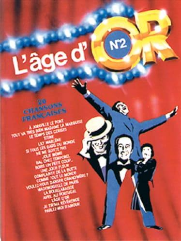 - Golden Age Volume 2 - Partition - di-arezzo.com