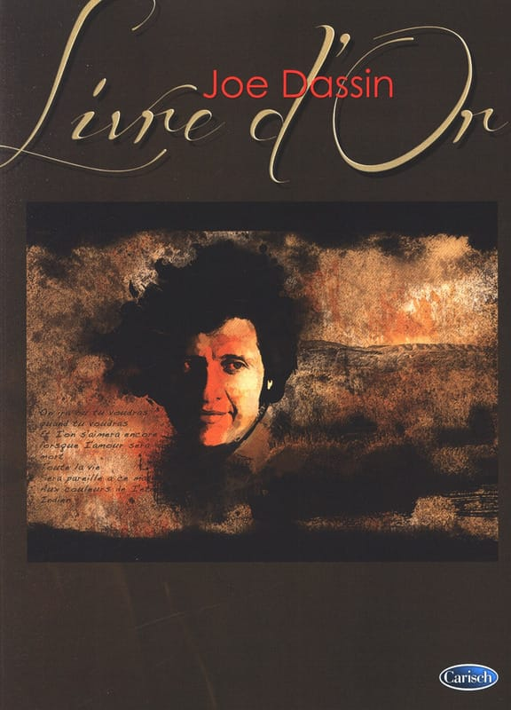 Joe Dassin - Golden Book - 20 Achievements - Partition - di-arezzo.co.uk