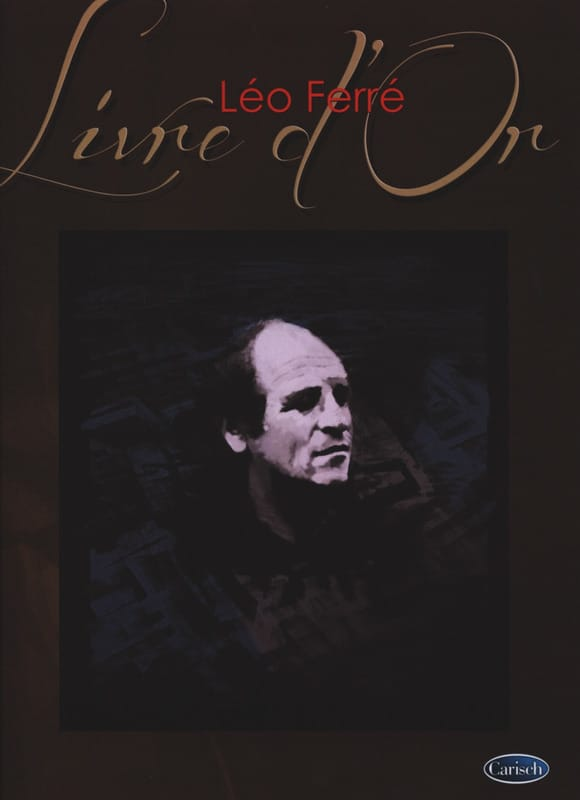 Léo Ferré - Golden Book - 15 Achievements - Partition - di-arezzo.co.uk