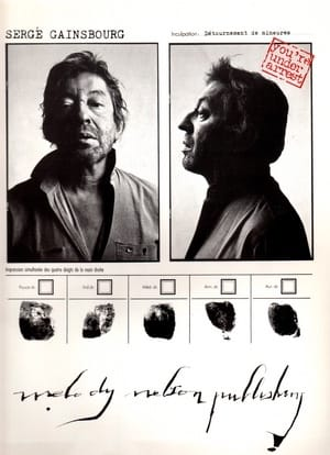 Serge Gainsbourg - You're Under Arrest - 10 Success - Partition - di-arezzo.co.uk