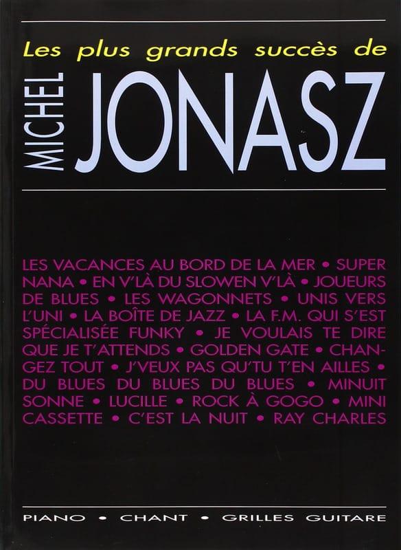 Michel Jonasz - The greatest hits - 19 achievements - Partition - di-arezzo.com