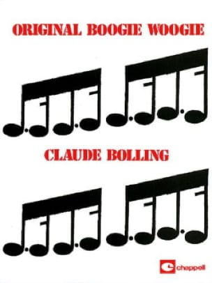 Claude Bolling - Boogie Woogie originale - Partition - di-arezzo.it