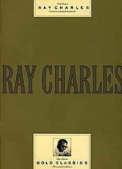 Ray Charles - Gold Classics - Partition - di-arezzo.co.uk