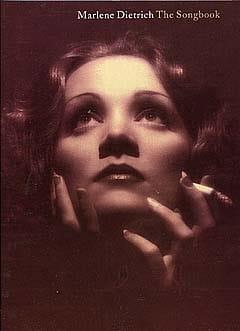Marlene Dietrich - The Songbook - Partition - di-arezzo.co.uk
