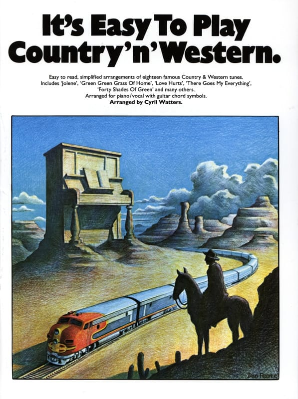 It's easy to play country 'n' western - laflutedepan.com