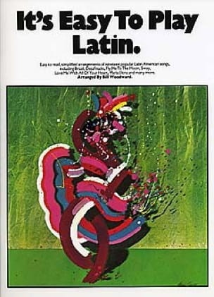 It's easy to play latin - Partition - laflutedepan.com