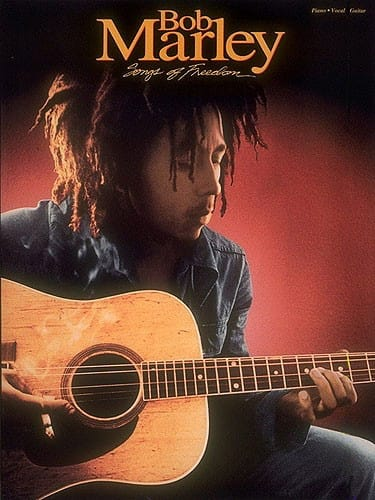 Bob Marley - Song Of Freedom - Partition - di-arezzo.co.uk