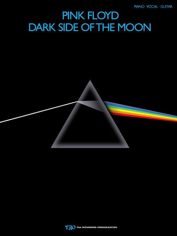 Pink Floyd - The dark side of the moon - Partition - di-arezzo.com